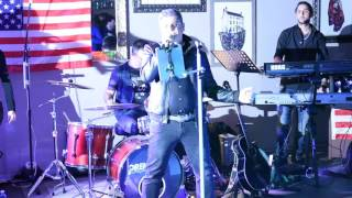 H.A.N.D. ( Bon Jovi tribute ) - Saturday Night Gave Me Sunday Morning - Live Rewind 14/01/2017 HD