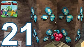 Minecraft PE: Adventure Time Survival - Gameplay Walkthrough Part 21 (iOS, Android)