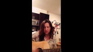 Hard Edges by Chris Knight - covered by Lacey Hartigan