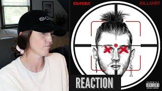 Mom REACTS To KILLSHOT [Official Audio]