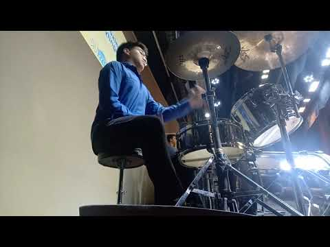 Everybody Clap Your Hands - Brooklyn Tabernacle Drum cover by Ervin Abcede