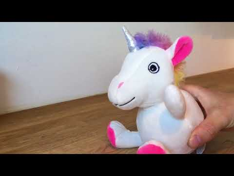 Youtube Video for Speak & Repeat Unicorn