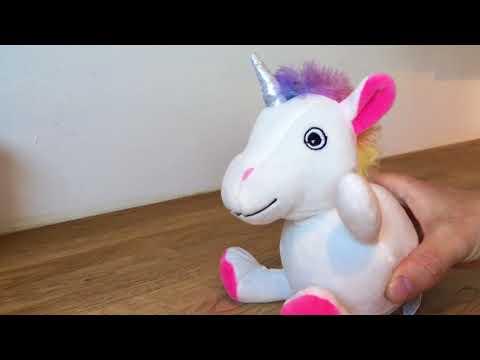 Youtube Video for Speak & Repeat Unicorn