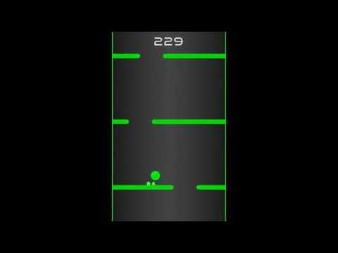 Video of FallDown Neon - Fall Games