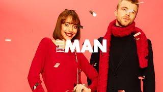 Свят Бойко и Вика Рогальчук в fashion-съемке ELLE MAN
