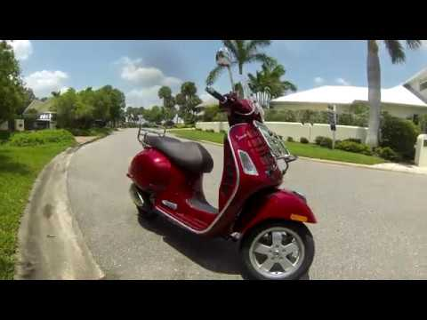 2018 Vespa GTS 300 Touring – Simple Review