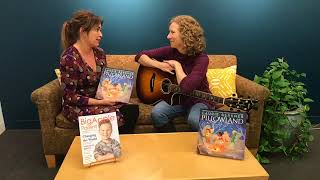 Interview with Laurie Berkner and GIVEAWAY!