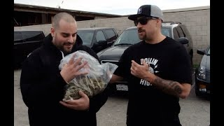 """Berner x Breal x Snoop Dogg """"Faded"""" music video behind the scenes"""