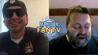 MAN CITY - RAY and ANDY - 9-0 BURTON RESULT/FANS/MEDIA REACTION