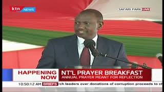 DP Ruto reminds Kenyans that Mudavadi was once a vice president though for a short time