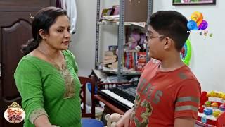 ശിവാനിക്ക് കല്യാണ ആലോചനയുമായി പെരുമാൾ | Uppum Mulakum | Viral Cuts