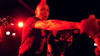 """the Exploited - """"Dogs of War"""" & """"The Massacre"""" 2018"""