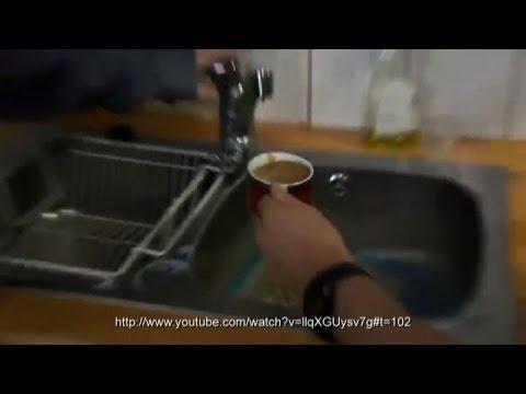 Poche modifiche allo scaldabagno e il caffè esce dal rubinetto