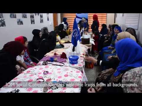 EU - IOM Iraq Community Centres