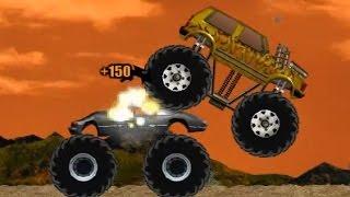 Truck Games - Monster Truck Demolisher - part 2