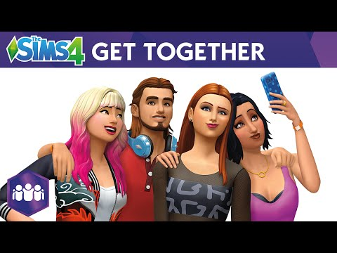The Sims 4 Get Together: Official Announce Trailer thumbnail