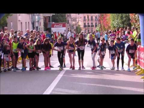 Vídeo Carrera Olímpicos 1
