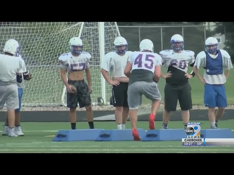 Two-A-Days: Sioux Center Warriors