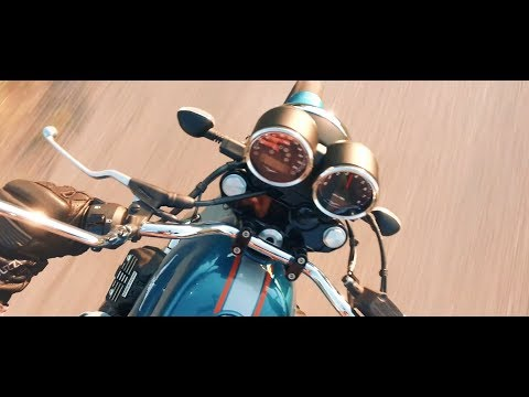 2018 Moto Guzzi V7 III Special ABS in Marina Del Rey, California - Video 1