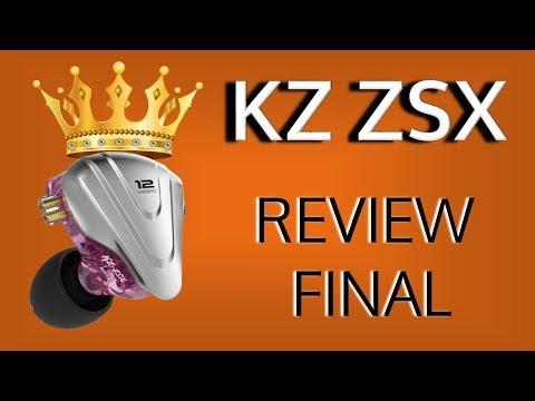 KZ ZSX Review Final. Los nuevos Reyes de KZ