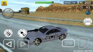 Spider Hero Bat Car Shooting - New Android Gameplay HD