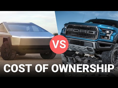 Tesla Truck vs Ford F-150 Cost of Ownership: Is the Tesla a Value Buy?