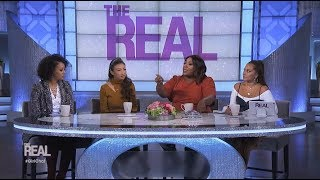 'The Real' Speaks on NFL Players Taking a Knee