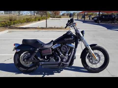 2012 Harley-Davidson® Street Bob®  FXDB