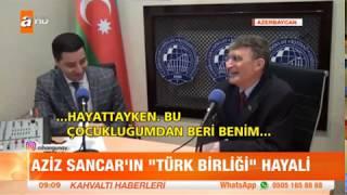 """""""Nobel""""çinin Radio""""UNEC""""dəki çıxışı Türkiyədə gündəm oldu-VİDEO"""
