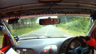 preview picture of video 'Rallye Mauritius Citroen Ax GT 1.6 Guy Toulet'
