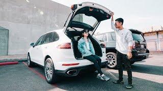 女朋友让我体验了新保时捷卡宴 - 2018 Porsche Cayenne