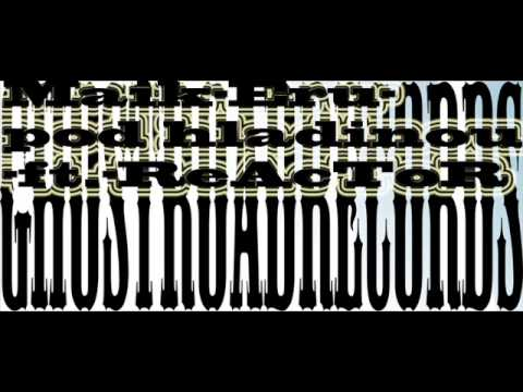 MC ToDy + Maik & DaWe-s - Maik Eru Pod hladinou ft  ReAcToR prod Thomas