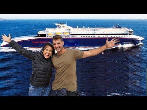 TOUR do BARCO, LEVAMOS NOSSA CASINHA para Noruega | Travel and Share | Romulo e Mirella | T4 EP 257