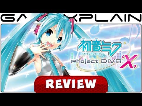 Hatsune Miku: Project DIVA X - REVIEW (PS4) - YouTube video thumbnail