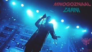 MNOGOZNAAL: ZARNI TOUR // МОСКВА, 25/02