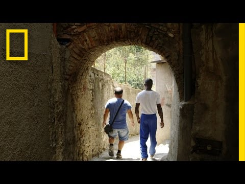 This Italian Village Was Dying … Until the Refugees Came | National Geographic thumbnail