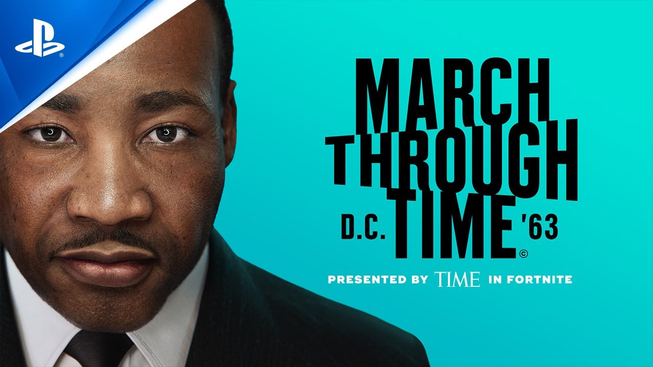 TIME Studios presents March Through Time in Fortnite – PlayStation.Blog