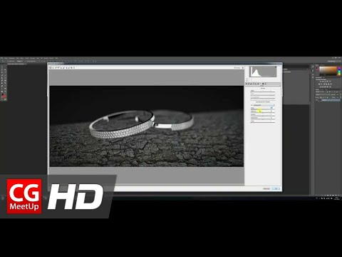 """CGI 3D Tutorial HD: """"Jewelery or Product Shot Lighting in Maxwell for C4D"""" by Curse Studio – Part II"""
