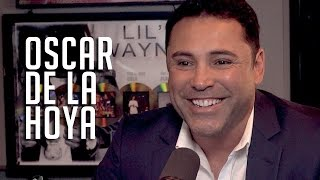 De La Hoya Says Boxing Will be Better Without Floyd + Talks No More Gloves & MSG Fights!