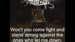 Farewell to Freeway - When We Hit The Ground(with lyrics)