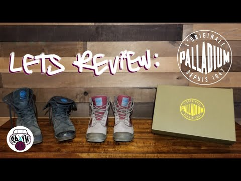 Palladium Boots (Pampa Hi Originale) | Lets Review