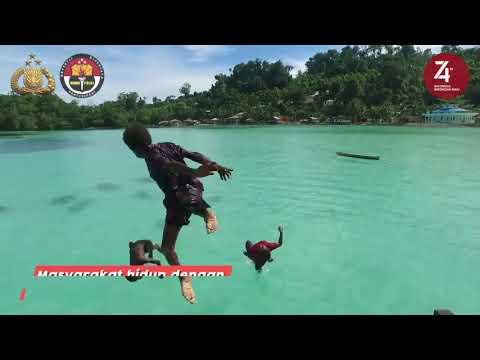 Keindahan Kota Fak Fak, Papua Barat
