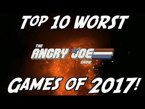 Top 10 Worst Games of 2017!
