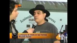 preview picture of video 'La Huayra de Visita en las Termas de Río Hondo - Estudio Abierto Quimili'