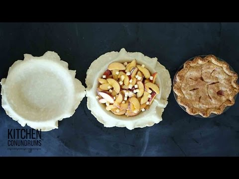Essential Tips for Baking a Double-Crust Fruit Pie – Kitchen Conundrums with Thomas Joseph