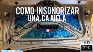 INSONORIZAR CAJUELA DEL AUTO / CAR AUDIO - HD