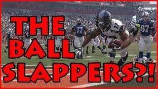 THE BALL SLAPPERS ?!  - Madden 16 Ultimate Team | MUT 16 PS4 Gameplay