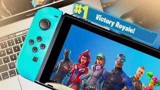 Fortnite PS4 vs Xbox One vs Switch vs PC vs iPhone!