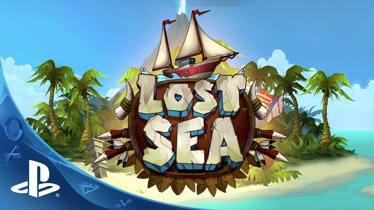 Lost Sea Coming to PS4 in 2015