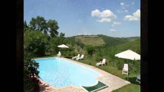 preview picture of video 'Hotel Borgo Casa al Vento in Gaiole in Chianti, Italy'